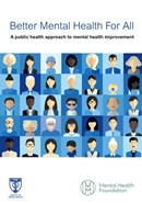 Better mental health for all cover image